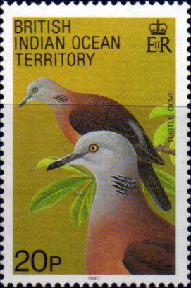 British Indian Ocean Territory 1975 Maps Set Fine Mint SG 77/80 Scott 82/5 Other B.I.O.T. Stamps HERE