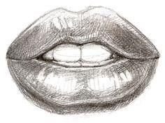 easy pencil drawings tumblr - Google Search                                                                                                                                                                                 Más