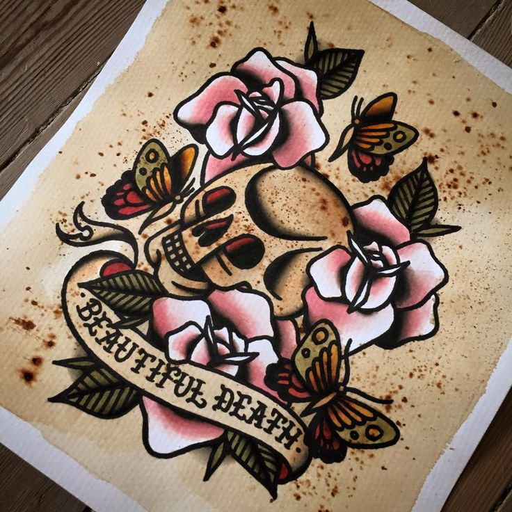 Beautiful Death By Dennis Seide