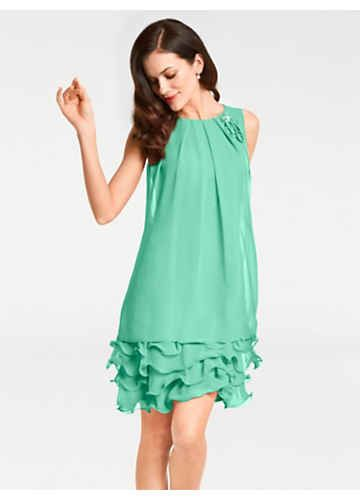 ASHLEY BROOKE by Heine Cocktailkleid Volants kaufen   Dresses   Pinterest    Ashley brooke 1f03a6fed6