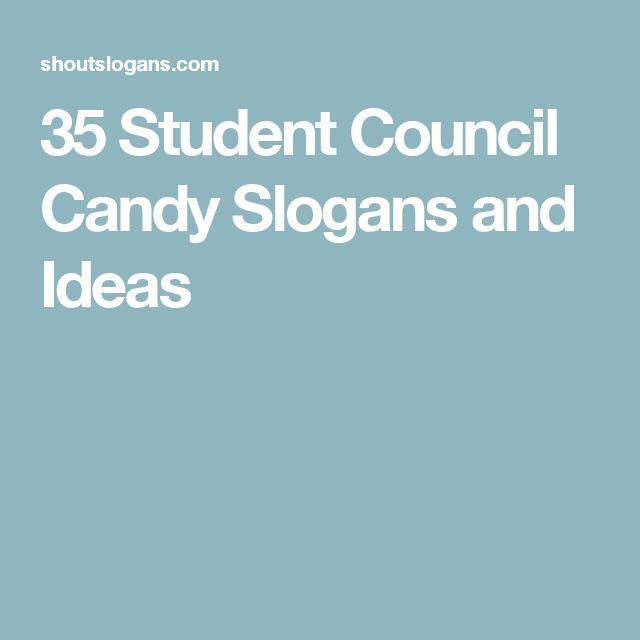 Student Council Election Slogans