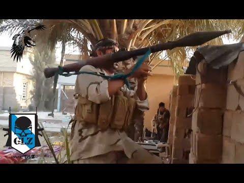 Irak HD - Ramadi Anbar - El Ejército Iraquí rodea al ISIS en la ciudad -...