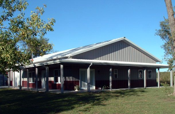 35 best ideas about pole barns on pinterest carport for Residential pole barn kits