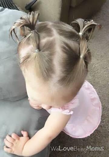 50 Pretty Perfect Cute Hairstyles for Little Girls to Show Off Their Classy Side