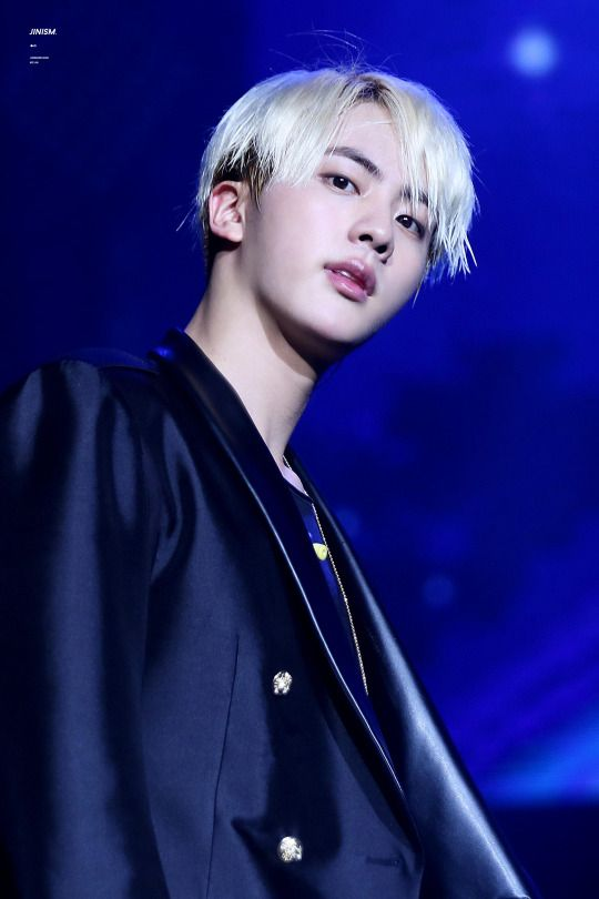 lel jin said he wanted to dye his hair blonde to look like a bad buy JIN THE SLYTHERIN