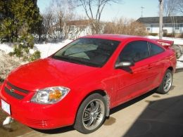 2007 Chevrolet Cobalt LS Coupe by CobaltItaliano http://www.chevybuilds.net/2007-chevrolet-cobalt-ls-coupe-build-by-cobaltitaliano