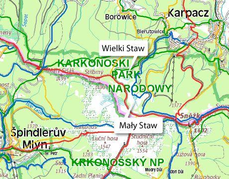 Krkonošská ledovcová jezera: dlouho tajená a zakázaná krása - iDNES.cz