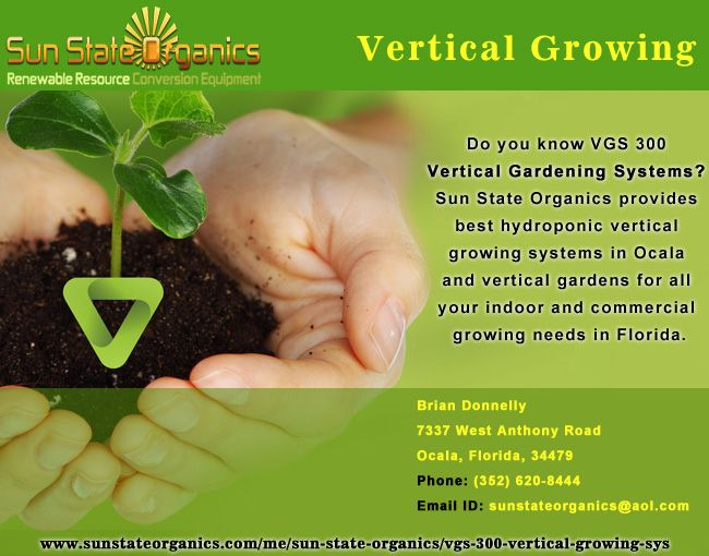 The Vertical growing system is one of the most avant-garde approaches that is being utilized for producing a high quality crop. These days, organic farming and vertical farming technique are gaining popularity gradually. With the aid of the vertical growing, one can produce a wide range of crop, herb, fruit or vegetable easily anywhere.