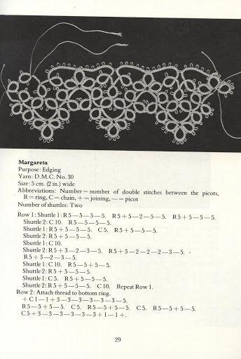 Tatting Patterns and designs - Frivolitera - Picasa Web Album