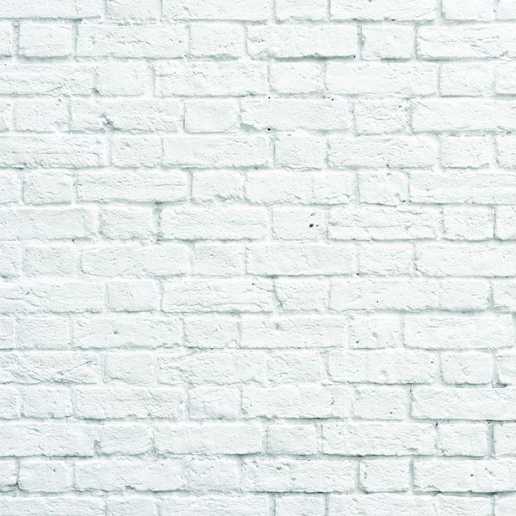 White Bricks Photo Backdrop
