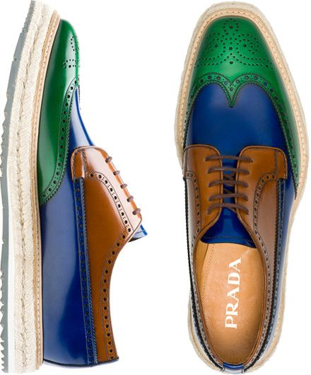 PRADA CUSTOMIZE - man - footwear man - Svpply