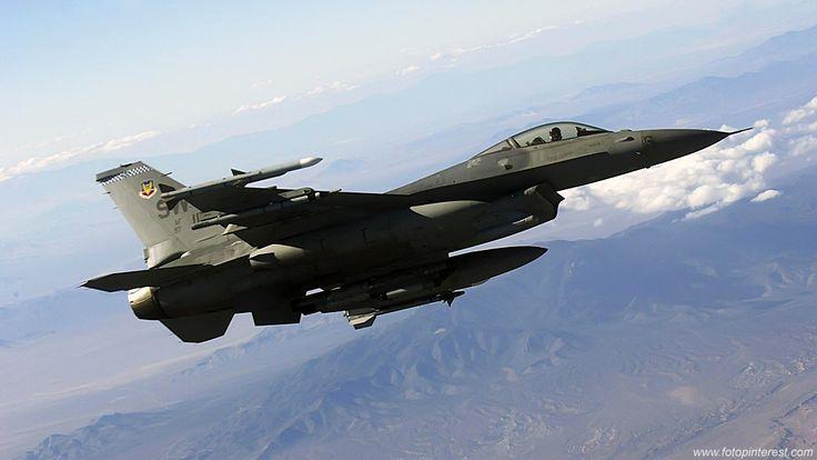 savaş #uçak ları #foto f16