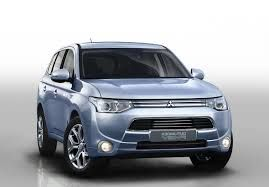 Mitsubishi Outlander PHEV 2014 - May 2014