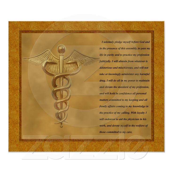 The Florence Nightingale Pledge Poster Nightingale