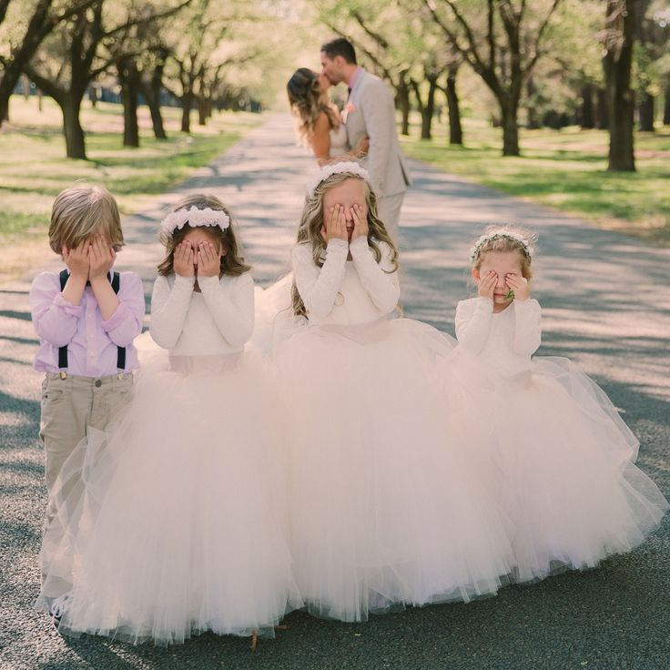 Flower Girl Dresses Winter Wedding 41