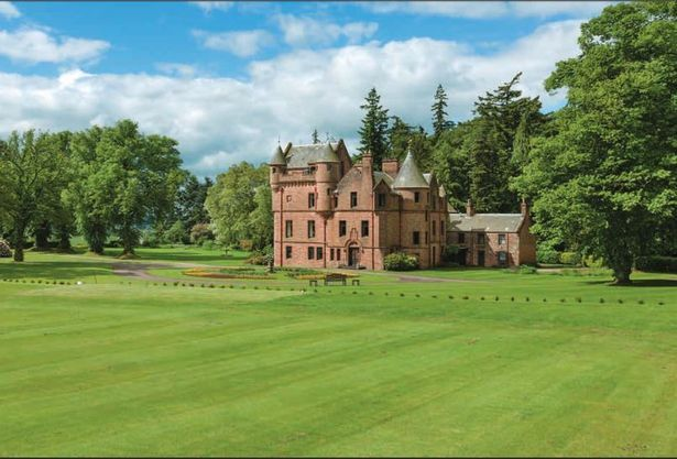 TAYLOR Swift is reportedly eyeing this stunning Scottish castle so she can be closer to boyfriend Calvin Harriss family.