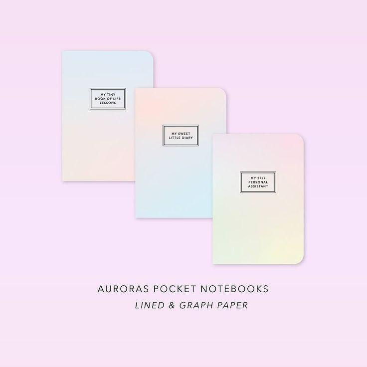 Los pequeños detalles nos importan porque con ellos construimos cosas grandes que nos llenan. No te quedes sin tu Aurora Pocket Notebook en www.toystyle.co #scoolsbck  #bcktoclass  #toy  #toystyle  #toylovers  #toynailpolish