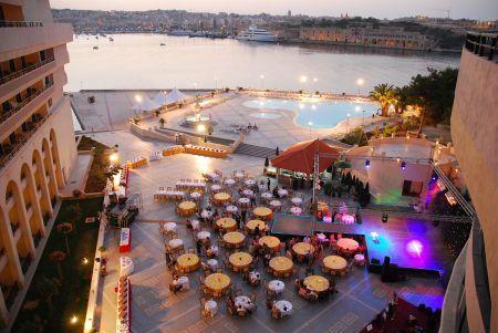 Grand Hotel Excelsior -  Malta