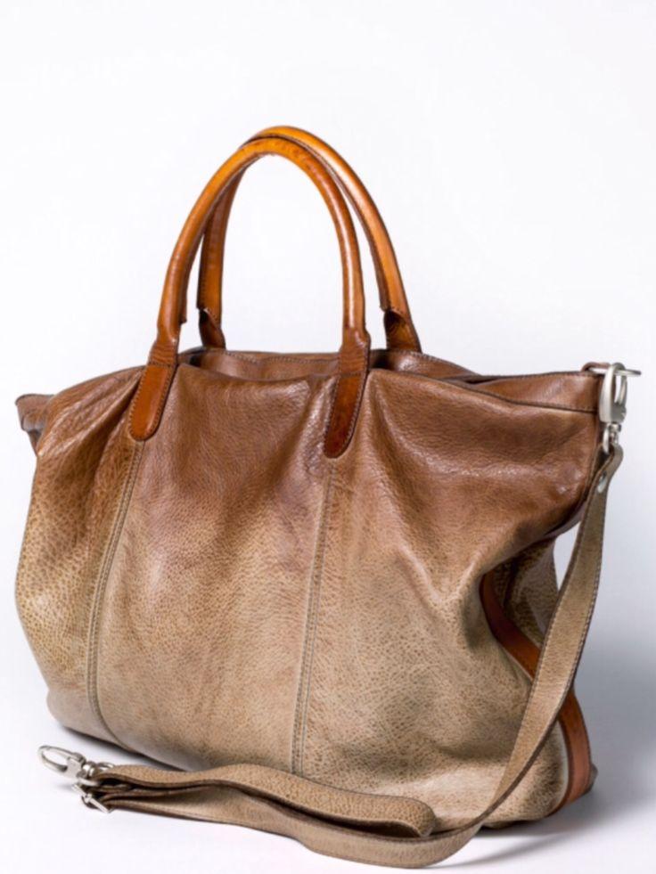Best 20  Brown leather bags ideas on Pinterest | Ladies tote bags ...