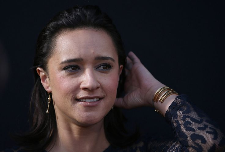 Keisha Castle-Hughes Is Ready For Your Attention Now