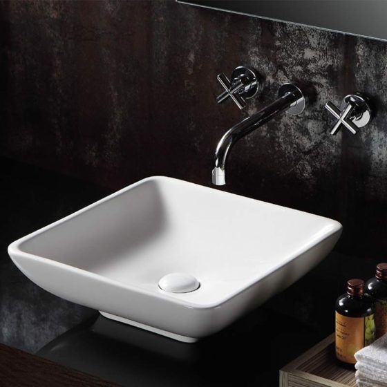 Evie Above Counter Basin - Builders Discount Warehouse