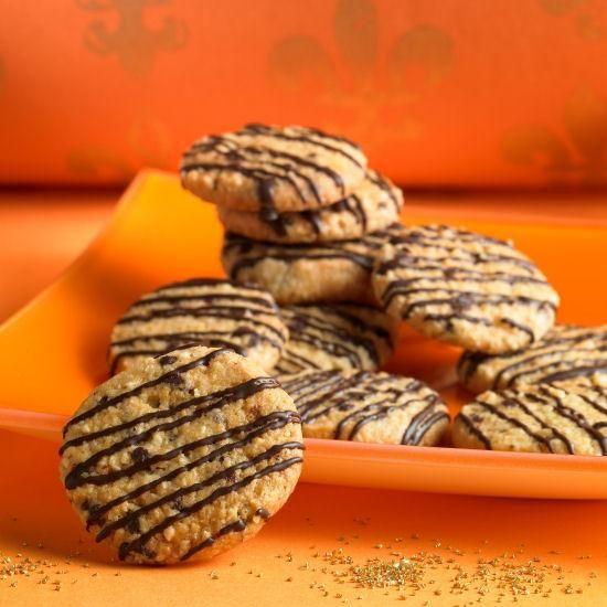 Orangen-Schokoplätzchen Rezept | Dr.Oetker