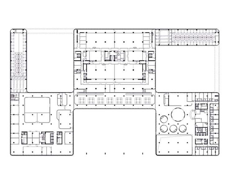 Gmp Architekten - Von Gerkan, Marg und Partner, Christian Gahl · Data Center of China Life Insurance · Divisare