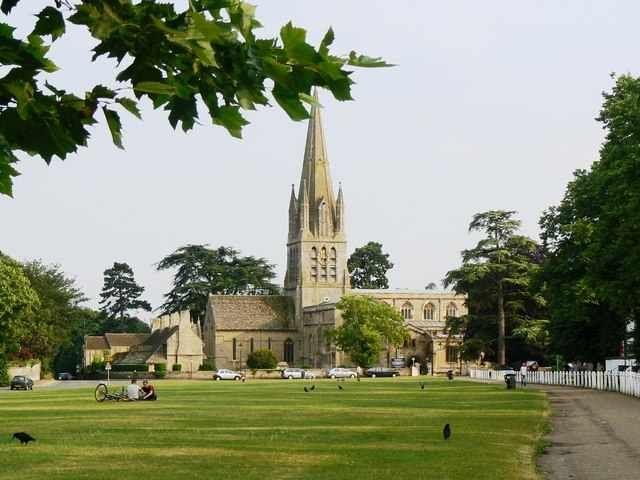 Witney, Oxfordshire, UK