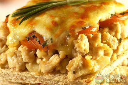 Receita de Torta de batata com frango em receitas de tortas salgadas, veja essa e outras receitas aqui!