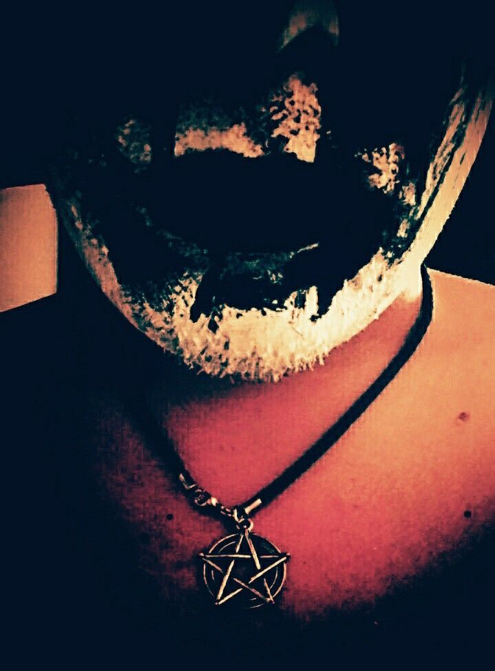 Pentagram Corpse Paint by W