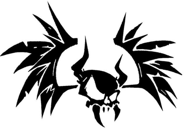I like this Metallica skull logo as well!