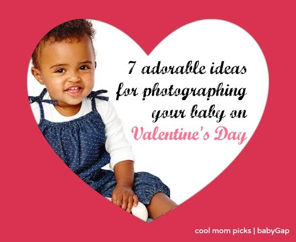 7 adorable baby photo ideas for valentines day