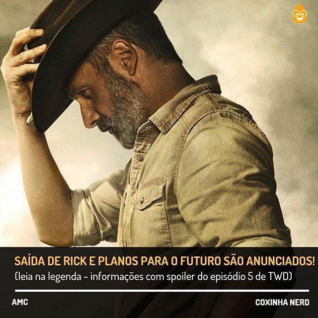 Andrew Lincoln Que Interpreta Rick Grimes Falou Scott E Eu