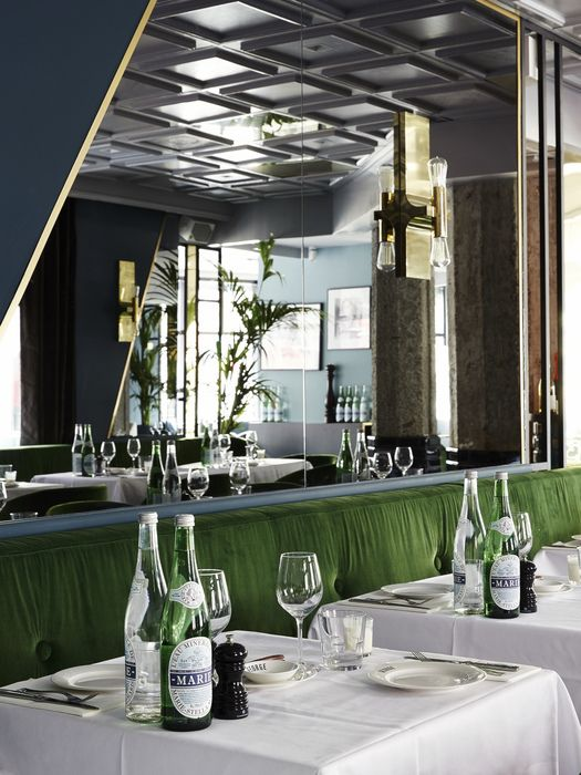 San George (Amsterdam, Netherlands), Europe Restaurant | Restaurant U0026 Bar  Design Awards