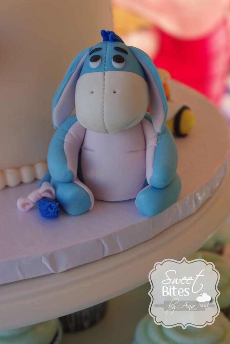 Permalink to Eeyore Cake Topper