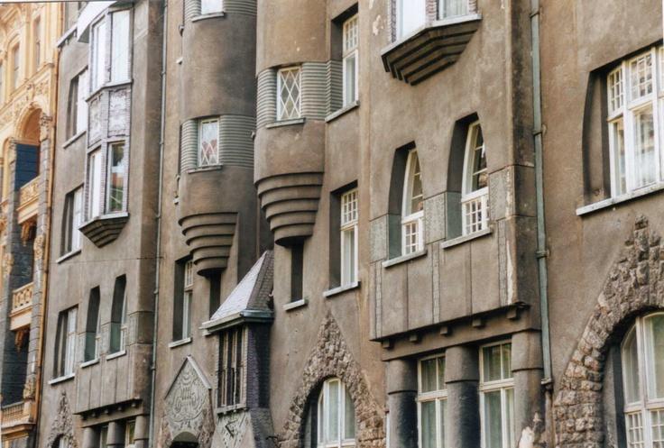 Riga, Latvia, an art-neuveau pearl and full of promises of new grassroot urbanism!