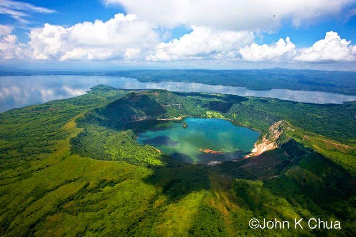 Taal Volcano | Taal Volcano, Batangas
