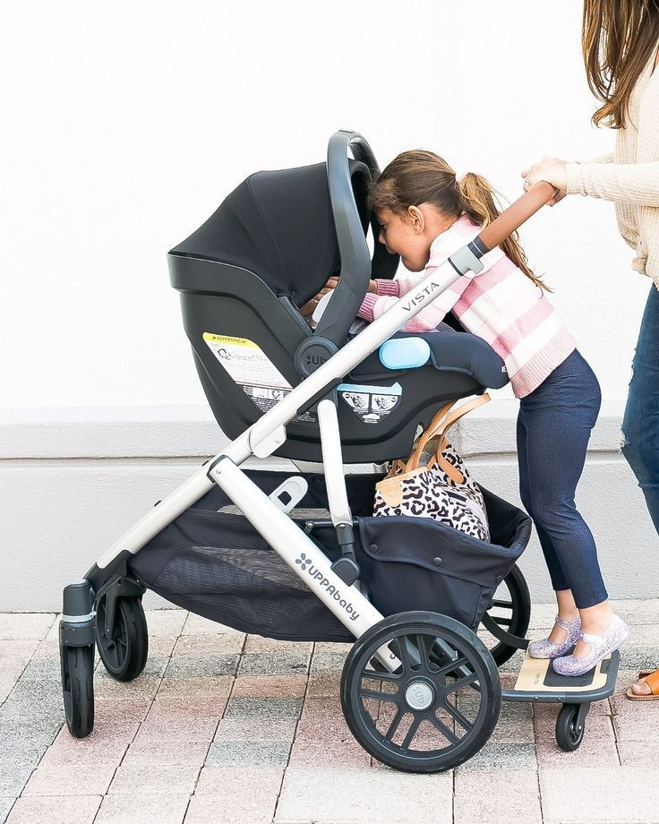 Why We Love Our UPPAbaby VISTA Stroller Vista stroller