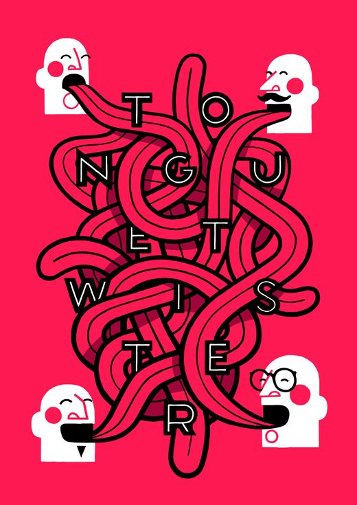 """""""Tongue Twister"""" by Lawerta"""