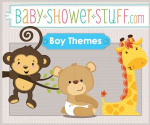 Boy Baby Shower Ideas for decorating, gifts, food and more!