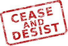 Desktop Activist Tucson : Comcast sent a cease-and-desist letter trying to s...