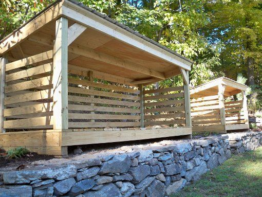 1000 ideas about firewood storage on pinterest firewood for Cordwood shed