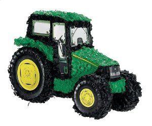 John Deere Tractor Pinata . $19.99. Product Description17.5x9.75x12.5