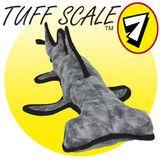 Tuffy's Hadley the HammerHead - Tough Soft Dog Toy - Found on ActiveDogToys.com