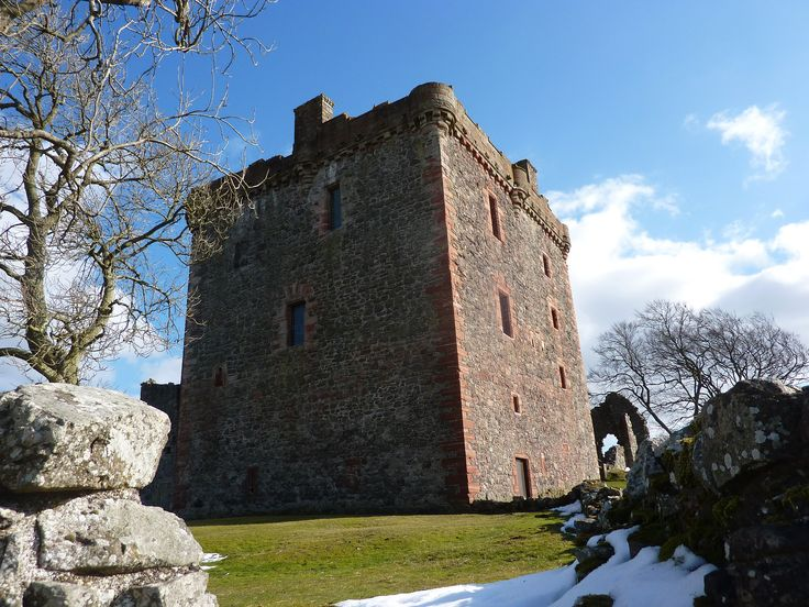 balvaird castle 16th c fortified tower house flickr photo sharing - Fortified Home Compound Plans