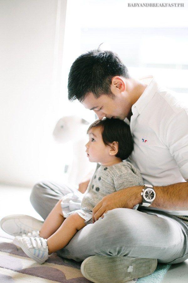Scarlet Snow Belo Family Editorial Shoot