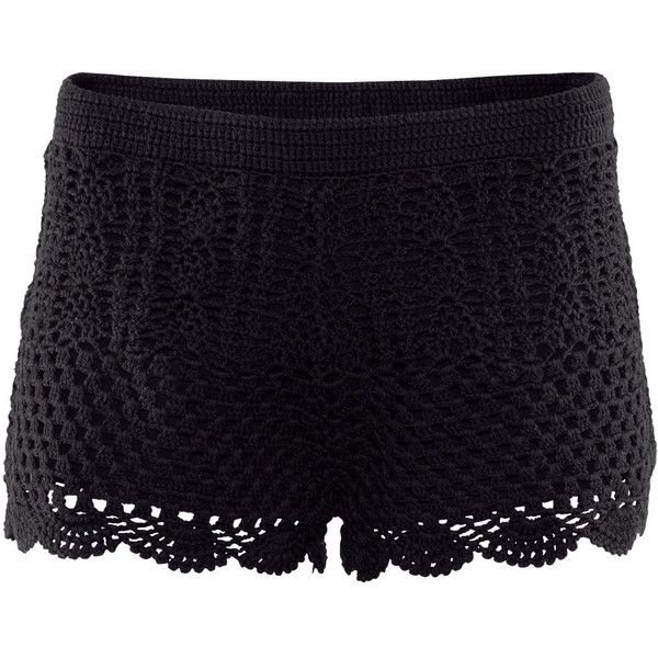 Shorts - da H ($26) ❤ liked on Polyvore