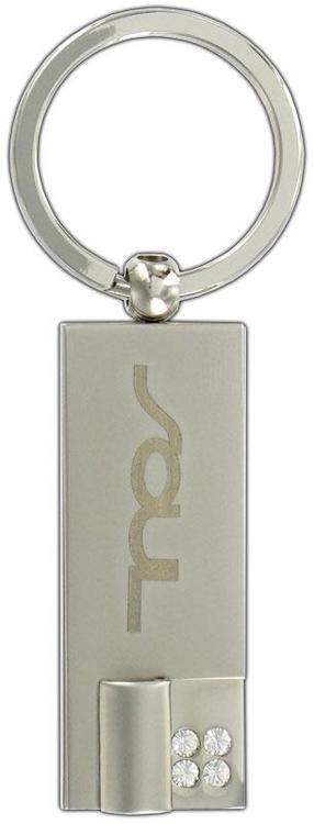 Kia Soul Keychain - Rectangle (R005)
