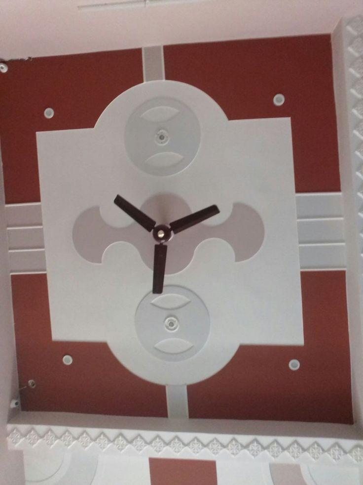 Plus minus pop ceiling Modern Design | Bedroom pop design ...