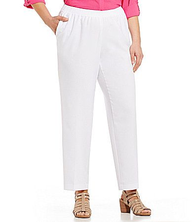 Allison Daley Plus PullOn Pants #Dillards